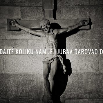 Isus nam na križu otkriva Boga